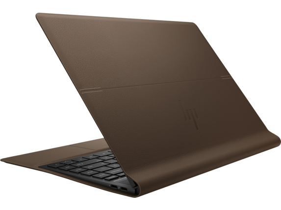HP Spectre Folio Laptop - 13t - Left rear
