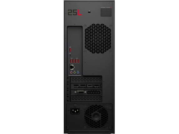 OMEN by HP Obelisk Desktop 875-0035qe - Rear