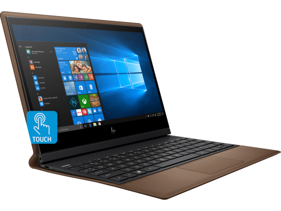 HP Spectre Folio Laptop - 13t - Right