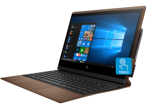 HP Spectre Folio Laptop - 13t - Left