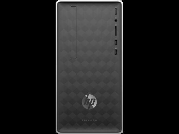 HP Pavilion 590-p0065se - Center