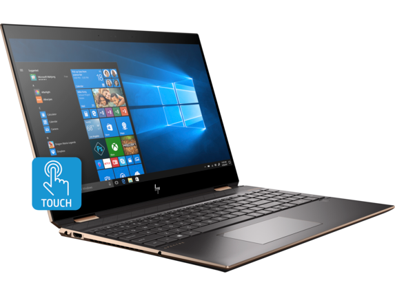 HP Spectre x360 - 15-df0070nr - Right