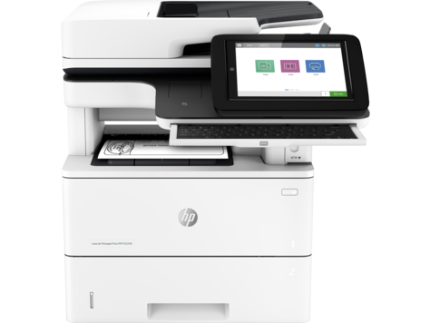 Серия МФУ HP LaserJet Managed E52545