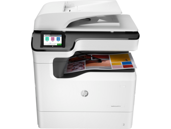 HP PageWide Color MFP 774dn|Color Graphic Display|4PZ43A#B1H