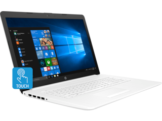 HP 17t Laptop - 8th Generationl Intel - touch optional