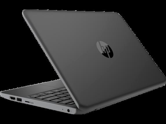 HP Stream 11 Pro G5 Notebook PC - Customizable - Left rear