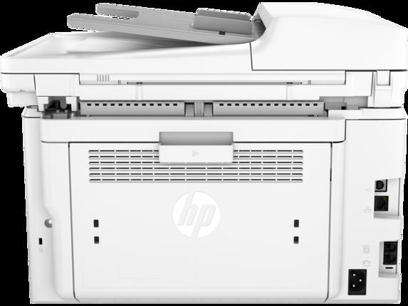HP LaserJet Pro MFP M148dw - Rear