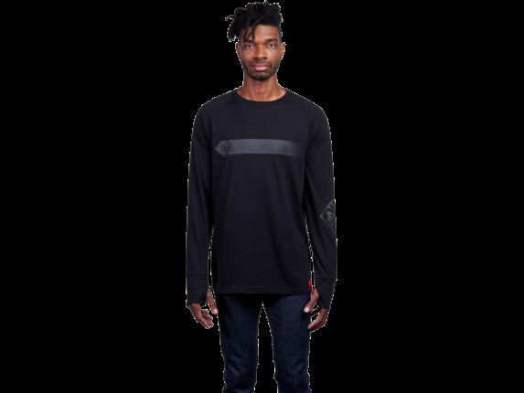 Camiseta de manga larga HP OMEN Meridian H negra: talla L
