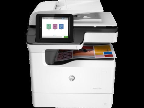 Kolorowe urządzenie wielofunkcyjne HP PageWide serii 779