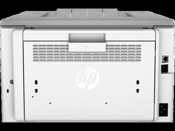 HP LaserJet Pro M118dw - Rear |White