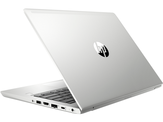 HP ProBook 430 G6 Notebook PC - Left rear