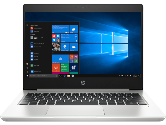 HP ProBook 430 G6 Notebook PC - Center