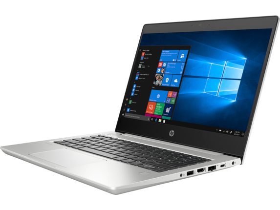 HP ProBook 430 G6 Notebook PC - Left