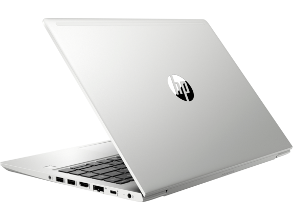 HP ProBook 440 G6 Notebook PC - Left rear