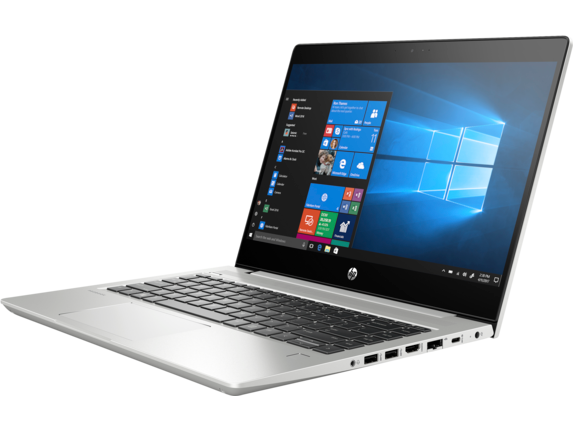 HP ProBook 445R G6 Notebook PC - Customizable - Left