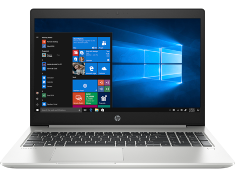 HP ProBook 455 G6 notebook