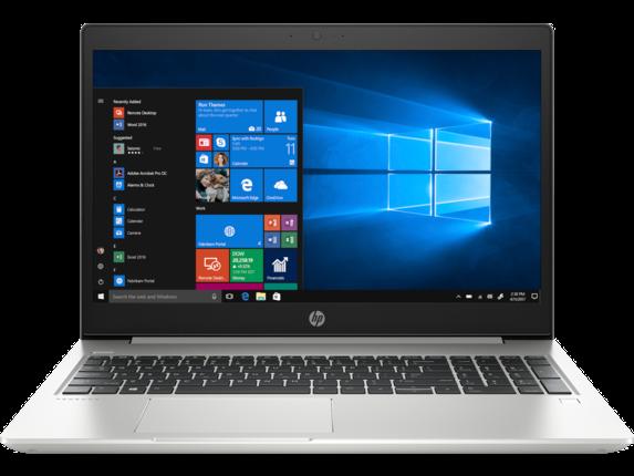 HP ProBook 455 G6 Notebook PC - Customizable - Center