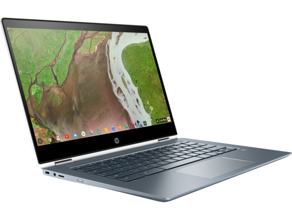 HP Chromebook x360 - 14-da0021nr - Right