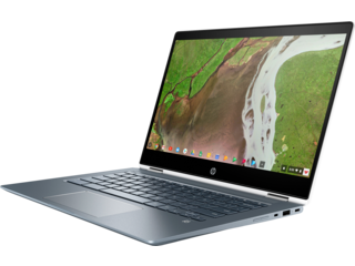 HP Chromebook x360 - 14-da0021nr