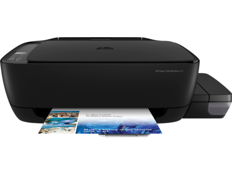 HP Smart Tank Wireless 450-Serie