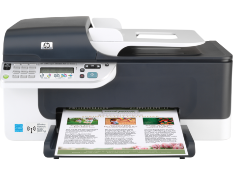 HP Officejet J4500/J4600 All-in-One Printer series