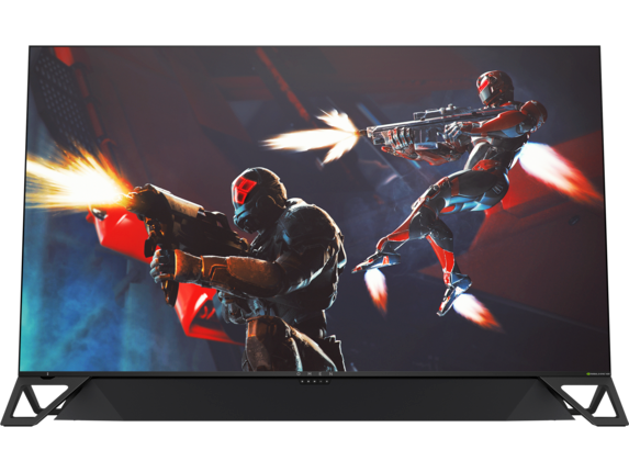 OMEN X Emperium 65-inch Big Format Gaming Display