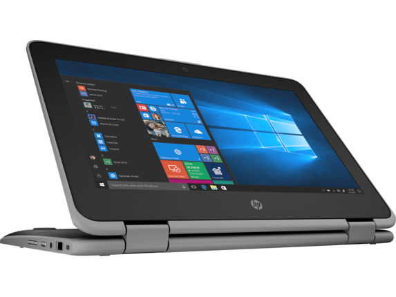 HP ProBook x360 11 G3 EE Notebook PC - Customizable - Right screen center