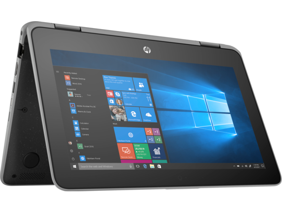 HP ProBook x360 11 G4 EE Notebook PC - Customizable - Right rear