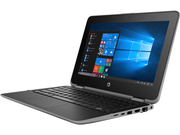 HP ProBook x360 11 G3 EE Notebook PC - Customizable - Left