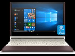 HP Spectre Folio Laptop - 13t-ak100 touch
