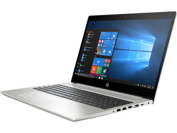 HP ProBook 455R G6 Notebook PC - Customizable - Left