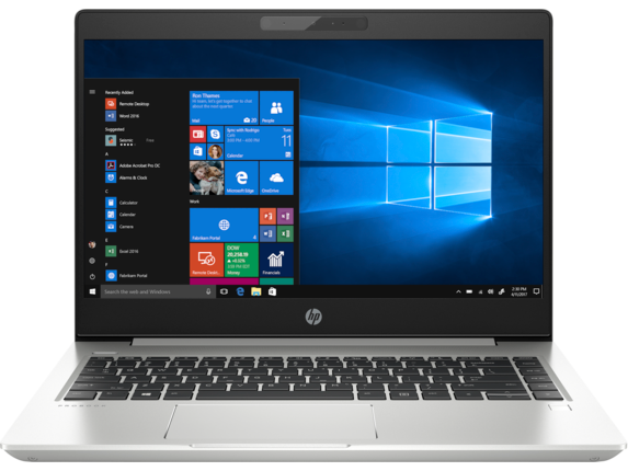 HP ProBook 440 G6 Notebook PC - Customizable - Center