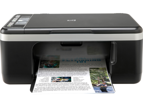 HP Deskjet F4100 All-in-One Printer series
