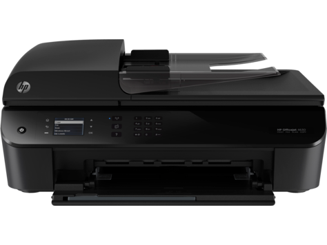 HP Officejet 4630 e-All-in-One Printer series
