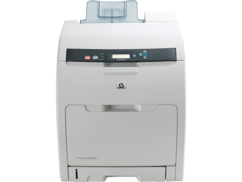 Impresora HP Color LaserJet CP3505