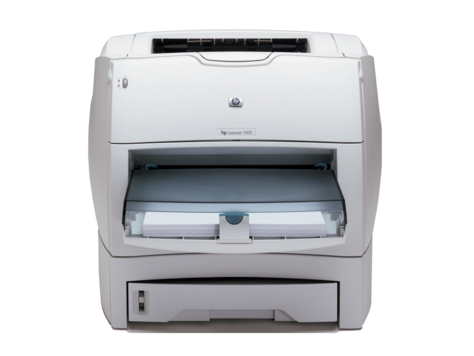 HP LaserJet 1300 Printer series Software and Driver