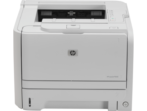 pilote imprimante hp laserjet p2035 windows 10