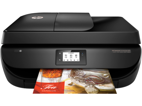 Todo-en-Uno HP DeskJet Ink Advantage serie 4670