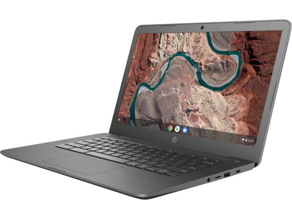 HP Chromebook - 14-db0020nr - Left