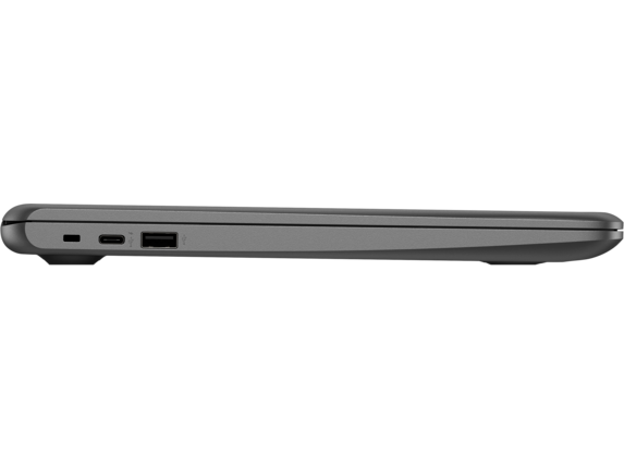 HP Chromebook - 14-db0020nr - Right profile closed
