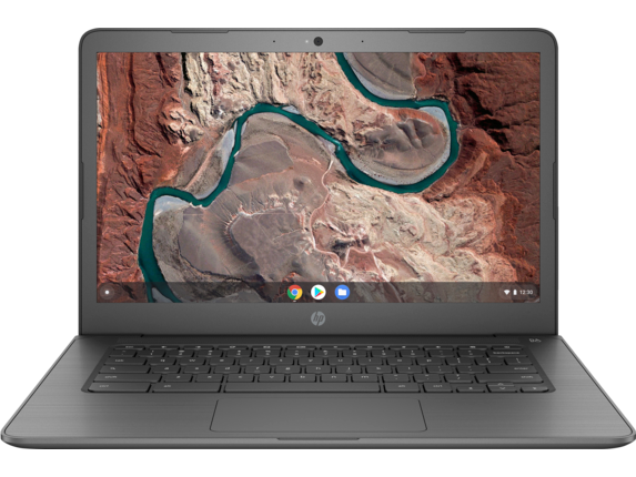 HP Chromebook - 14-db0020nr - Center