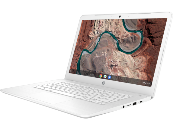 HP Chromebook - 14-db0030nr - Left