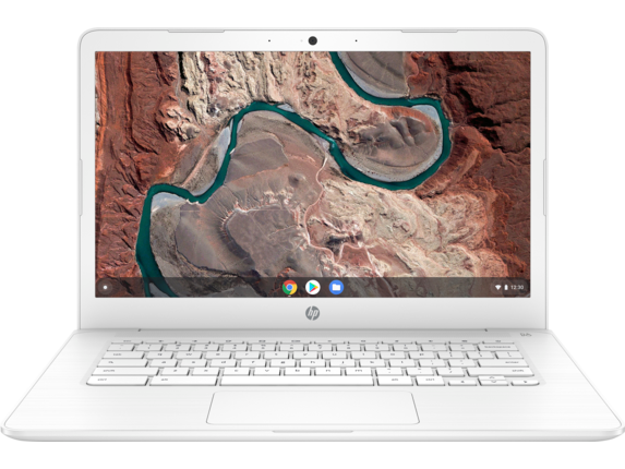 HP Chromebook - 14-db0030nr - Center