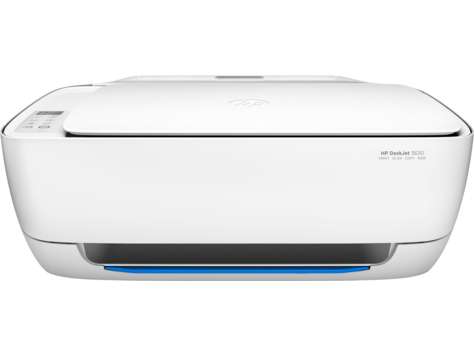סדרת מדפסות HP DeskJet 3630 All-in-One