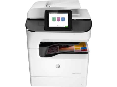 HP PageWide Managed 彩色 MFP P77950dns