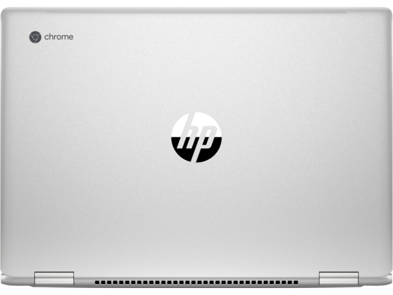 HP Chromebook x360 14 G1 Notebook PC - Customizable - Rear