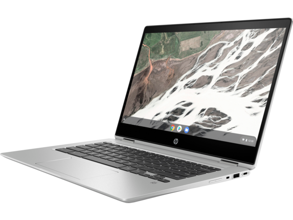 HP Chromebook x360 14 G1 Notebook PC - Customizable - Left