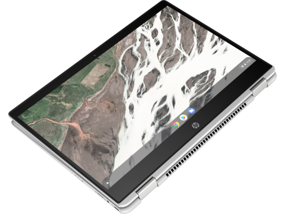 HP Chromebook x360 14 G1 Notebook PC - Customizable - Top view closed
