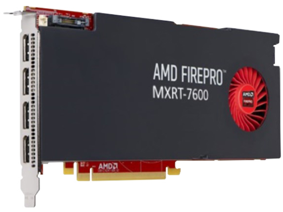 Barco MXRT-7600|A988411|HP