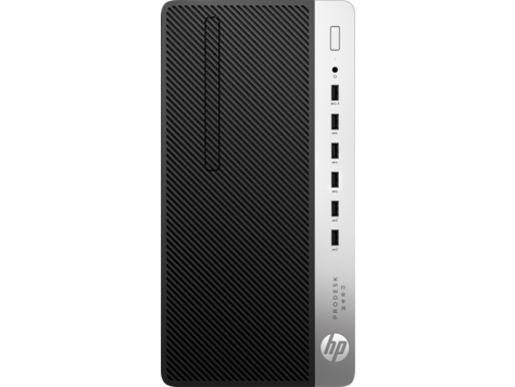 HP ProDesk 680 G4-Microtower-PC